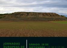 "Jornadas Europeas de Patrimonio 2019. VISITA AL POBLADO DE ""EL CASTILLAR"""
