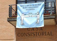 """CAMPAÑA COVID 19 DEL GOBIERNO DE NAVARRA: """"METRO Y MEDIO, LA MEDIDA DE TU COMPROMISO"""""""